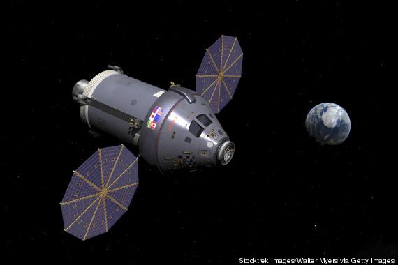 orion spaceship