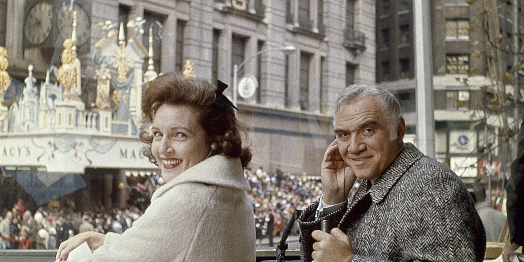 These Vintage Photos Prove That Every Thanksgiving Parade Should Be Hosted By Betty White