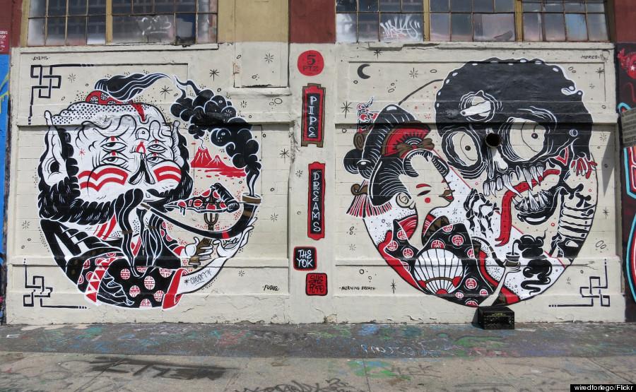 sheryo street art