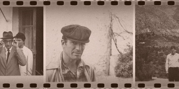 William Burroughs, Jack Kerouac et Allen Ginsberg au Maroc
