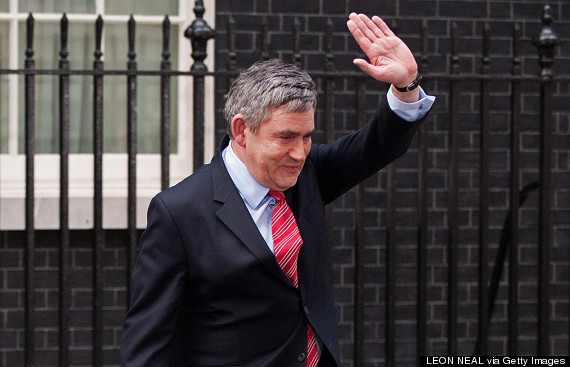 gordon brown wave