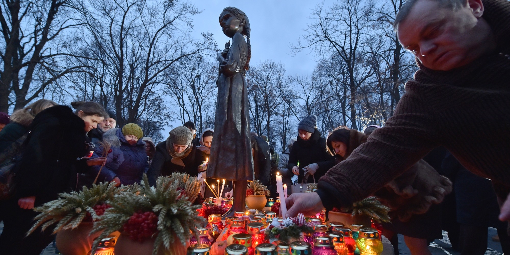 But HOLODOMOR, came up with the help of Mr 94