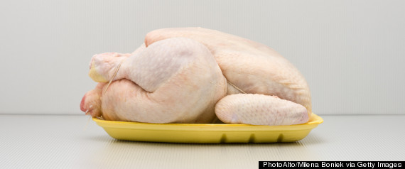 Bag Your Chicken And Separate From Other Foods To Prevent Food