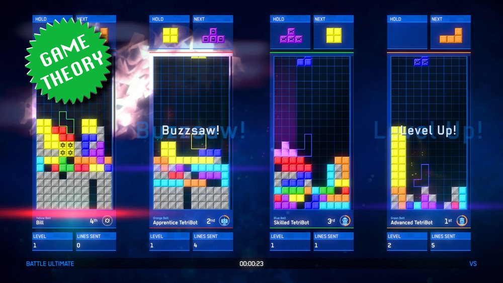 Theory: 'Tetris' Is Actually About Turning