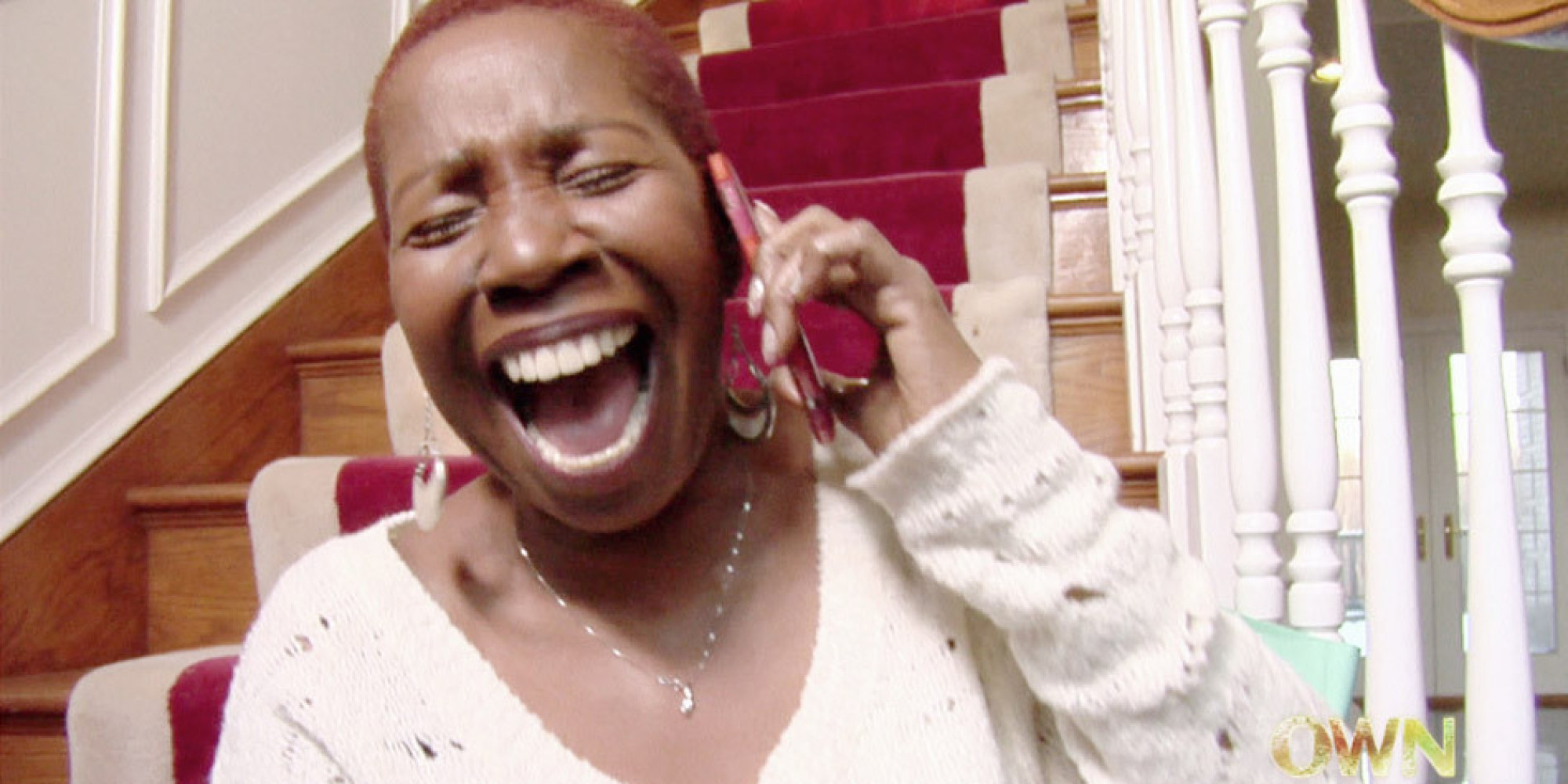 Iyanla vanzant interview