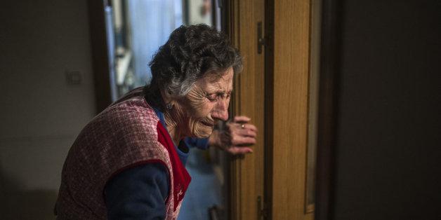 Un photographe raconte l'expulsion de Carmen, 85 ans, qui a ému l'Espagne