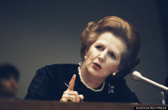 margaret thatcher speech