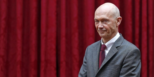 World Trade Organization (WTO) Director-General Pascal Lamy poses before being awarded with the 'Commandeur de la Legion d'Honneur' during a ceremony at the Elysee Palace in Paris on May 31, 2013. AFP PHOTO / POOL  - Benoit Tessier        (Photo credit should read BENOIT TESSIER/AFP/Getty Images)