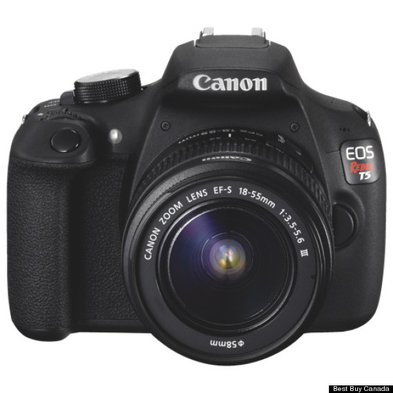 canon t5
