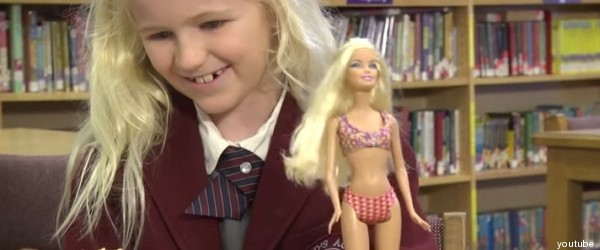 barbie model mädchen lammily spielzeug