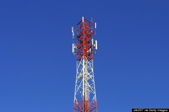 4g towers