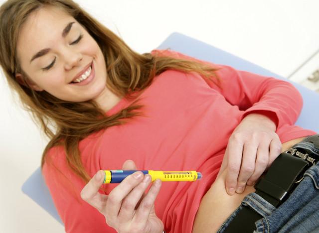insulin child