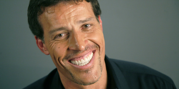 Image result for images of tony robbins