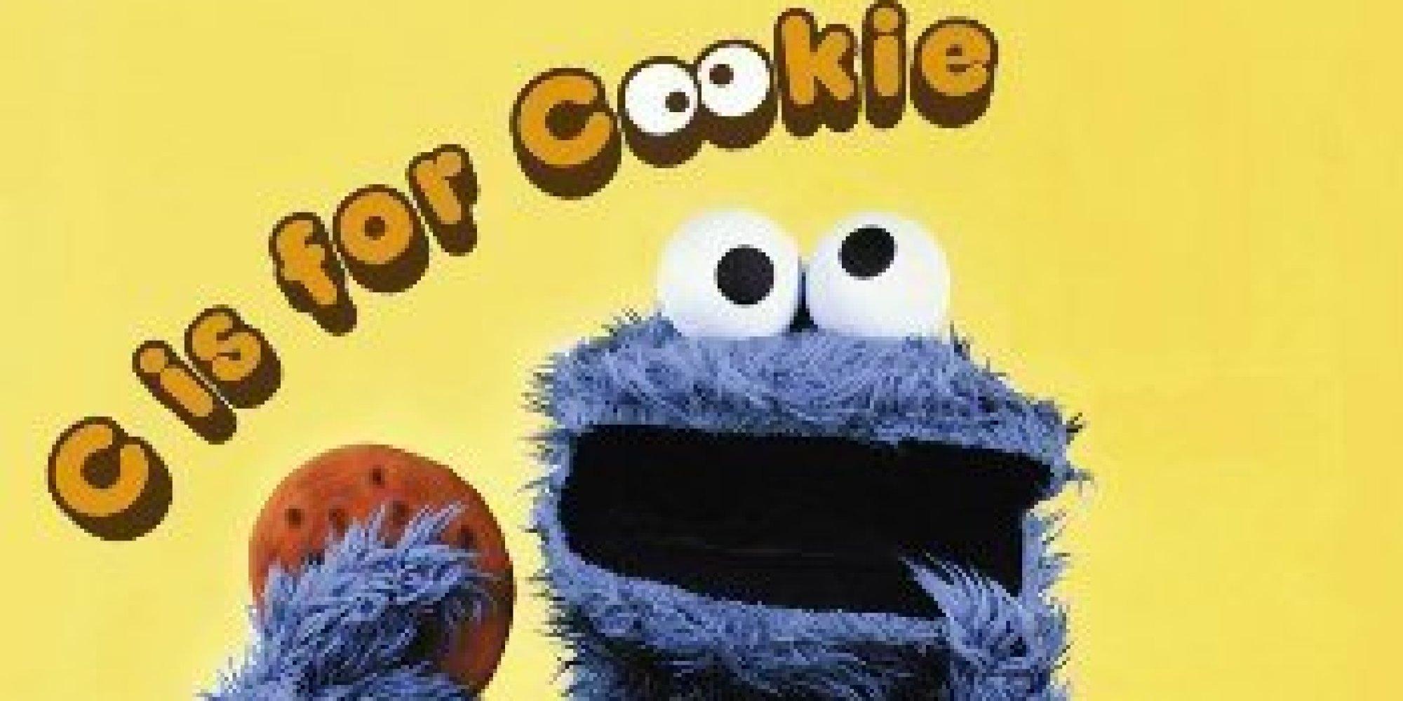 cookie monster cookies - HD2000×1000