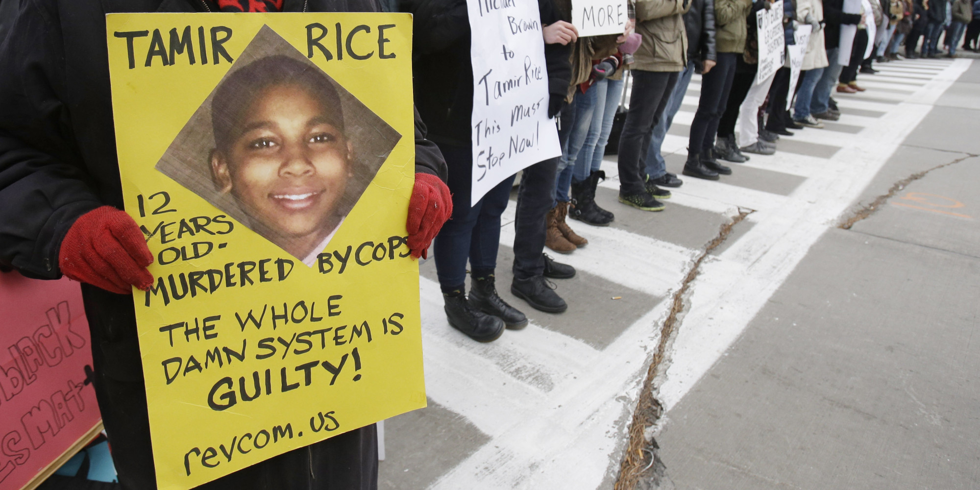 Police Gunned Down A 12-Year-Old And Somehow Local News