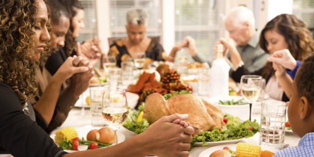 Holiday Family Drama: It's Not About the Food