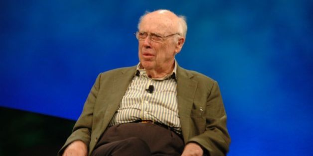 "Dr. James Watson, co-discoverer of the structure of DNA and Nobel Prize winner, said that this century will be marked by the coming together of biology and psychology. ""The biggest challenge is the human brain, which is psychology,"" Watson said. ""It may take us a century. We don't know when we will know how information is stored on the brain."""