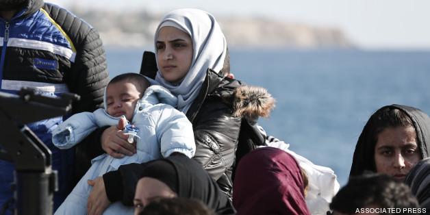 migrants greece