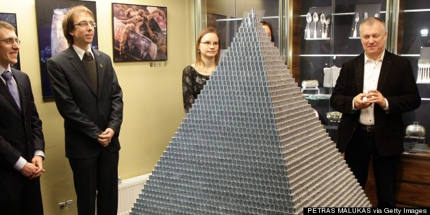 lithuanian pyramid