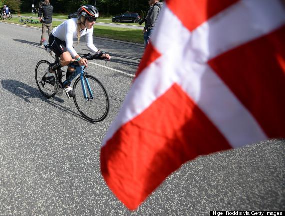 denmark bicicle