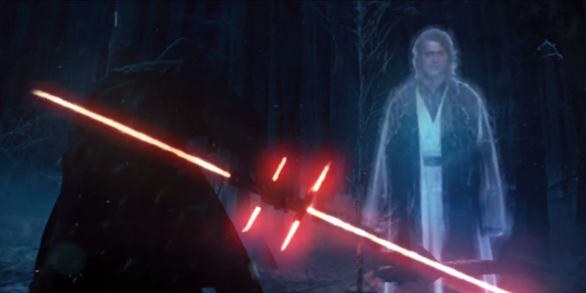 The U0027Star Wars: The Force Awakensu0027 Teaser Gets A George Lucas Makeover |  HuffPost