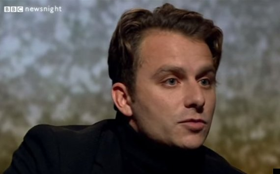 dapper laughs on newsnight