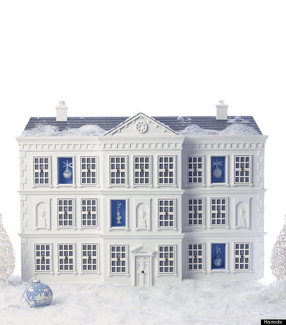 wedgewood advent calendar