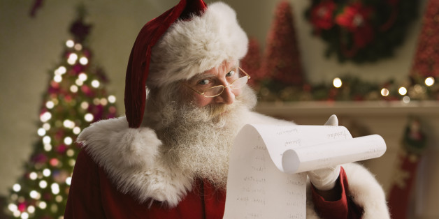 the santa claus list santa s 10 very best tips for christmas