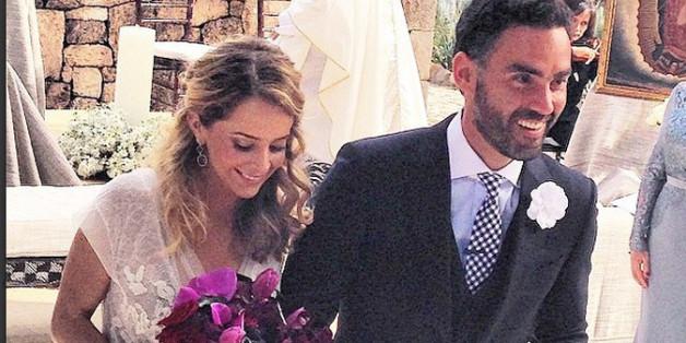 Toda La Romántica Boda De Enrique Acevedo Huffpost