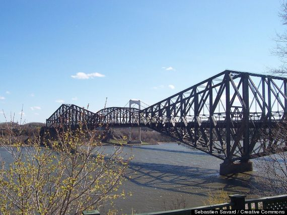 quebec bridge pont de quebec
