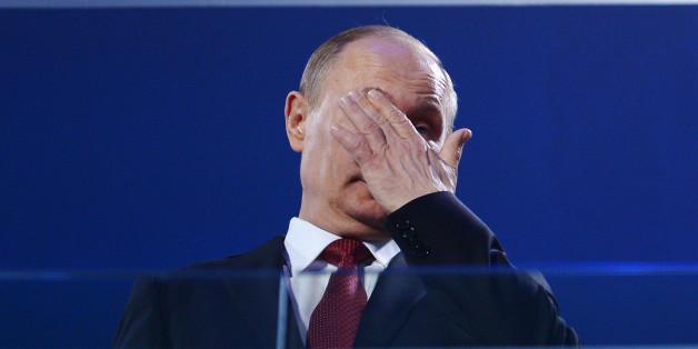 Russlands Präsident schweigt zum Wirtschaftschaos