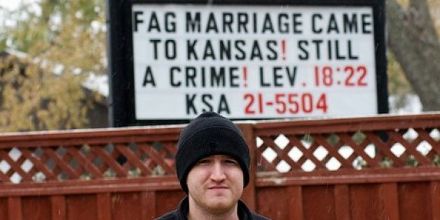 Grandson Of Westboro Baptist Church Founder Is Exiled From Hate Group