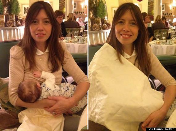 breastfeeding claridges