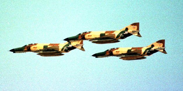 Αεροσκάφη F-4 Phantom II της ιρανικής πολεμικής αεροπορίας (Φωτογραφία Αρχείου)