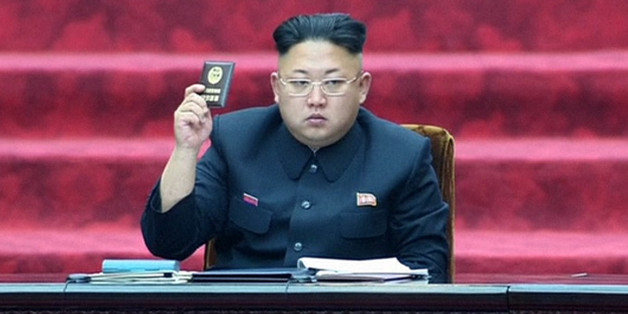 FILE - In this April 9, 2014, file photo made from video, North Korean leader Kim Jong Un holds up a parliament membership certificate during the Supreme People's Assembly in Pyongyang, North Korea, when it was held for the first time under the new leader. For the first time in three years, Kim didn't appear at a celebration of the anniversary of the founding of the ruling Workers' Party on Friday, Oct. 10, 2014, further increasing speculation that something is amiss with the authoritarian leader who hasn't been seen publicly in more than a month. (AP Photo/KRT via AP Video, File) TV OUT, NORTH KOREA OUT