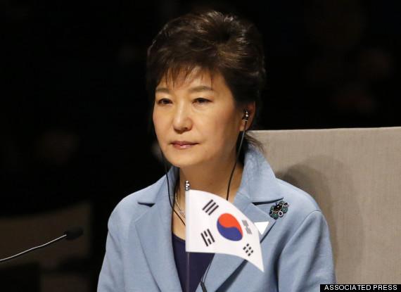 president park korea