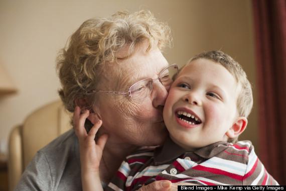 grandparents childcare