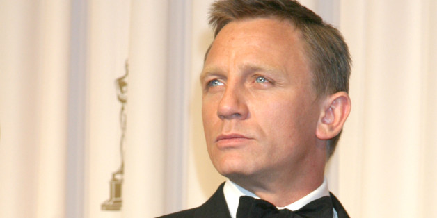 L'acteur Daniel Craig, interprète de James Bond