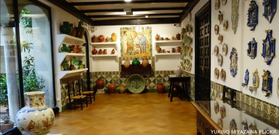 cerámica museo sorolla