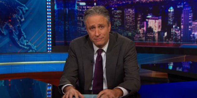 Jon Stewart Reacts To The Eric Garner Case: 'If Comedy Is Tragedy Plus Time, I Need More F***ing Time'