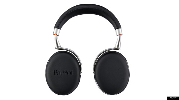 Parrot Zik 2.0 Headphones Review: A Portable Studio For Your Ears