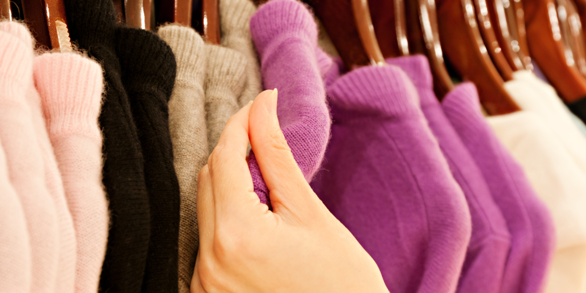 A Comprehensive Guide To Buying Cashmere This Season | HuffPost