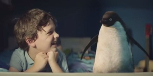 Still from John Lewis Christmas Advert 2014