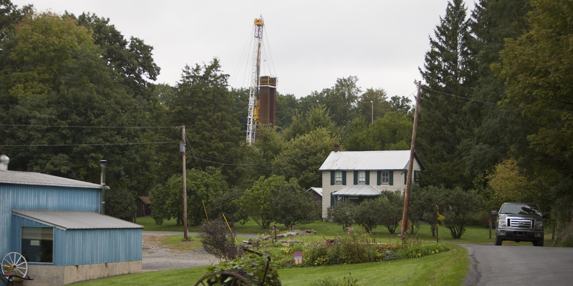 DOE study: Fracking chemicals didn't taint water