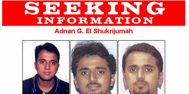 WASHINGTON, UNITED STATES:  This undated image obtained 09 August, 2004 from the Federal Bureau of Investigation (FBI) Internet site, shows  Adnan G. El Shukrijumah. Shukrijumah, believed to have conducted surveillance on the New York Stock Exchange,is wanted in connection with possible terrorist threats against the United States.  AFP PHOTO/FBI   (Photo credit should read HO/AFP/Getty Images)
