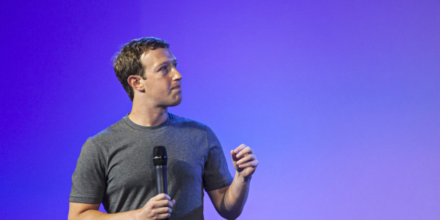 Mark Zuckerberg Takes A Whack At Apple In New Interview
