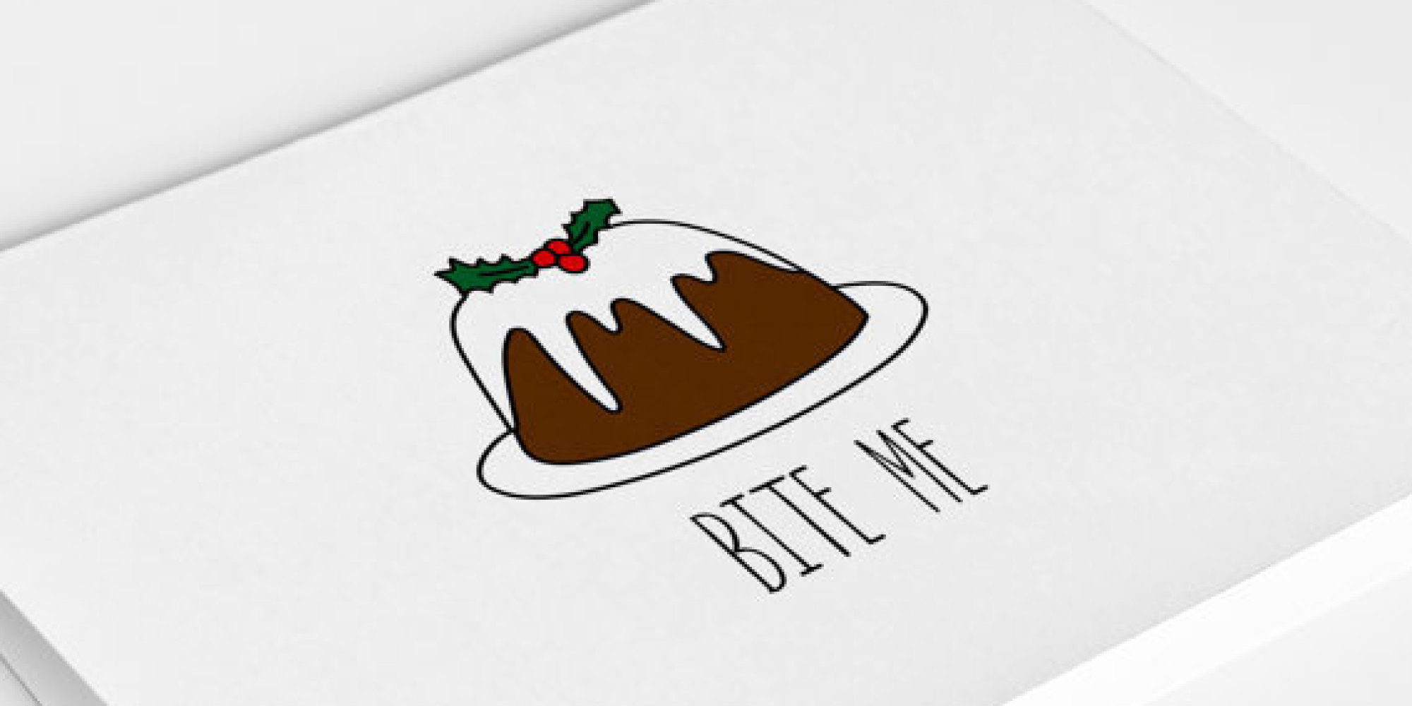 22 clever christmas cards that are actually funny huffpost kristyandbryce Choice Image