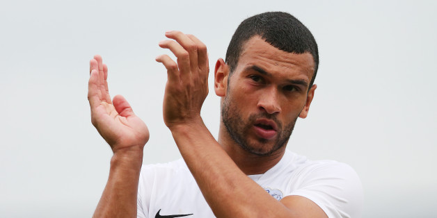 Queens Park Rangers'  Steven Caulker during the pre-season friendly at Athlone Town Stadium, Athlone, Ireland.