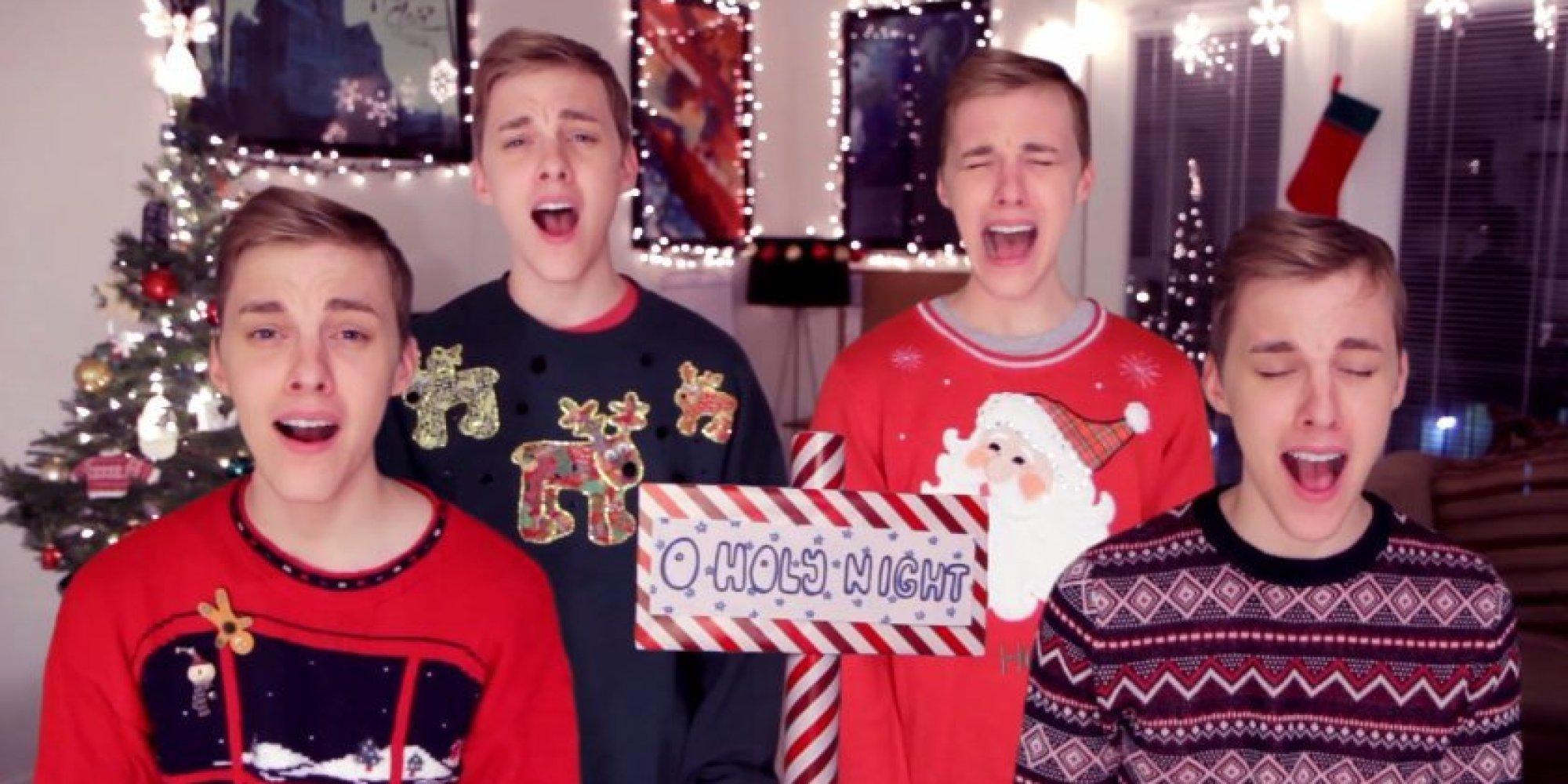 Progressive' Christmas Carols Hilariously Update The Classics ...