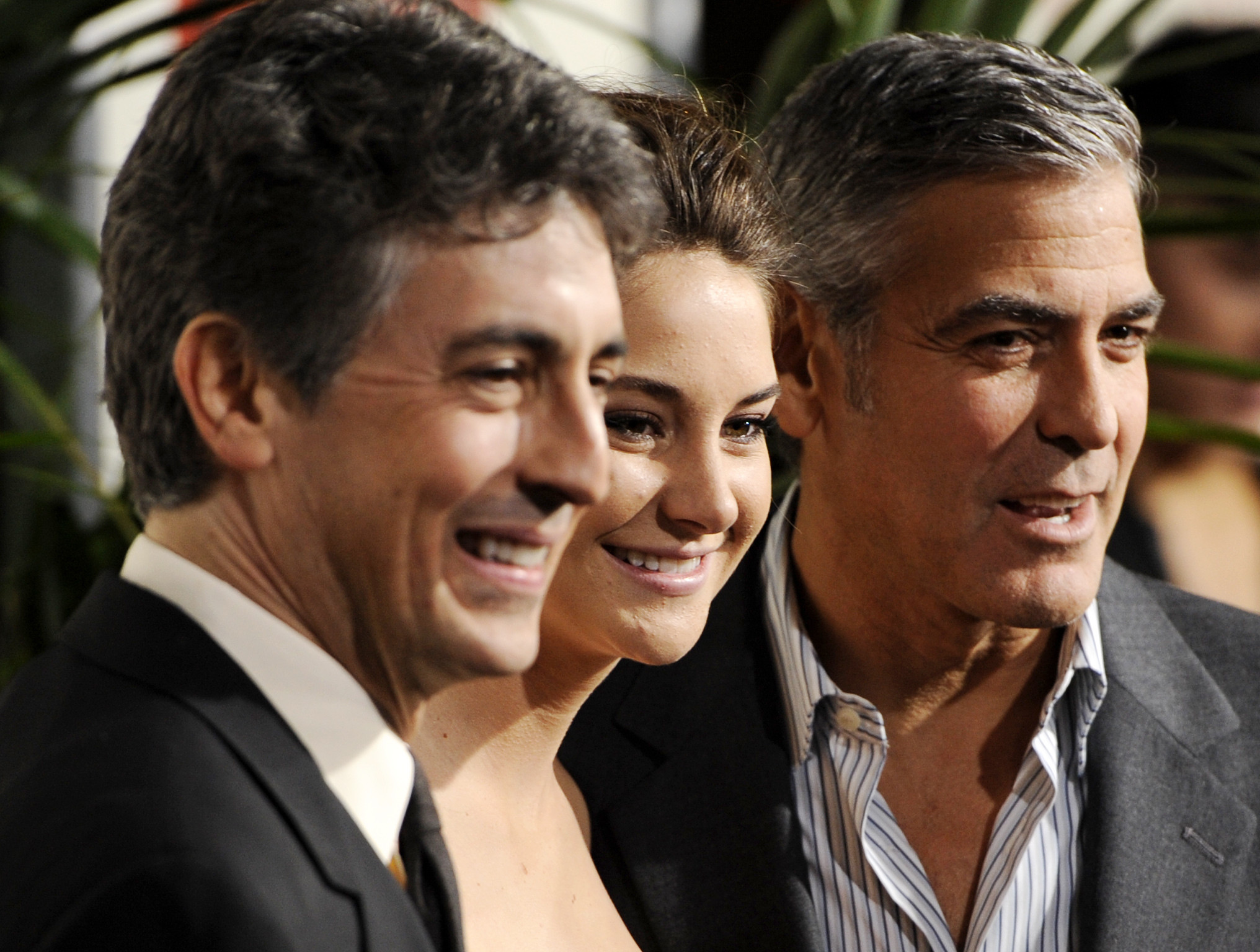 the descendants payne clooney
